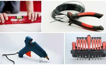 15 przydatnych narzędzi do domu