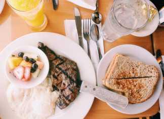 Zdrowe jedzenie fot. Pexels