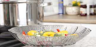 sitko wkład do gotowania na parze