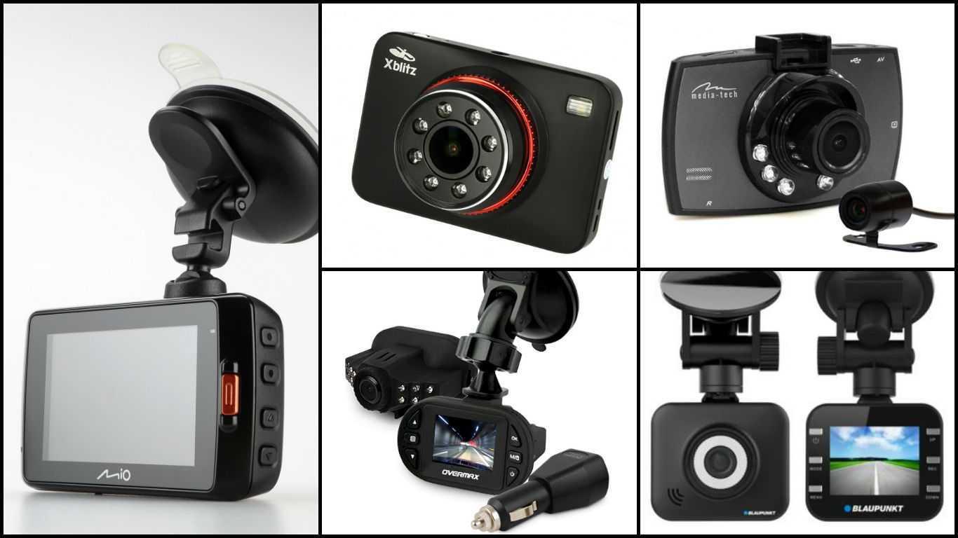 ranking kamer samochodowych wartokupic