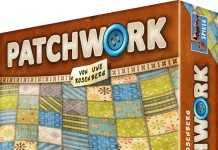 gra planszowa patchwork