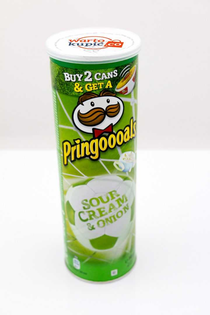 Chipsy Pringles - Sour Cream